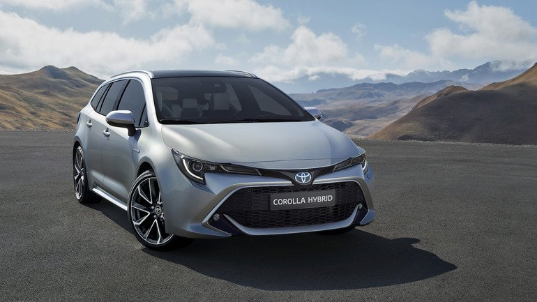 Toyota Corolla Touring Sports 2018