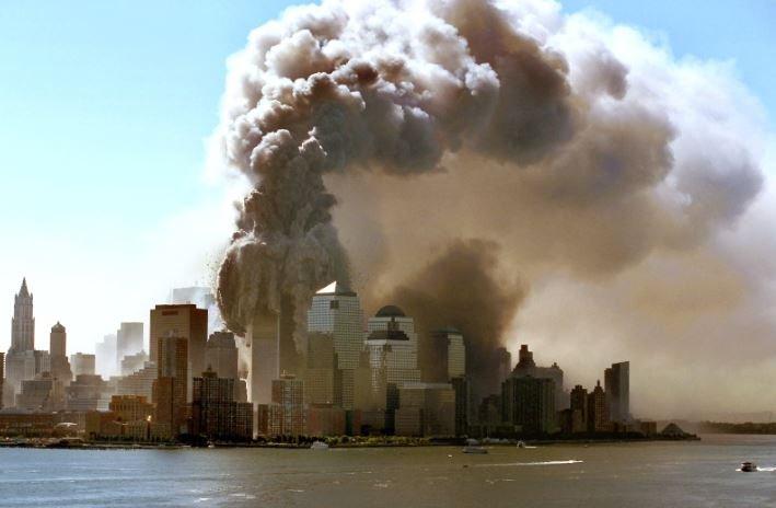 теракт 11 сентября всемирный торговый центр