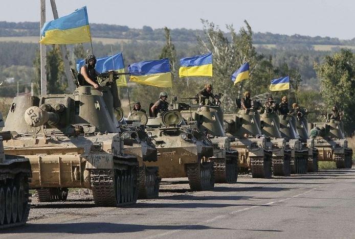 Донбасс наступление 14 сентября