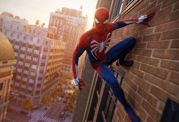 Игра Марвела «Человек-паук»