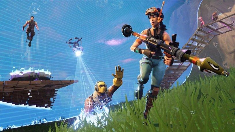 постер игра Fortnite
