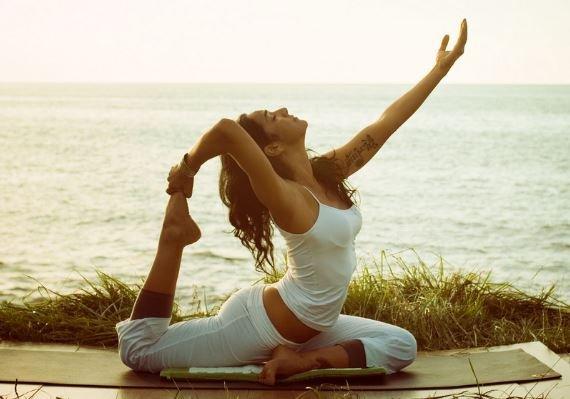 йога занятия здоровье уроки