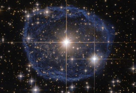 самая яркая планета AT2018cow галактика астрономия
