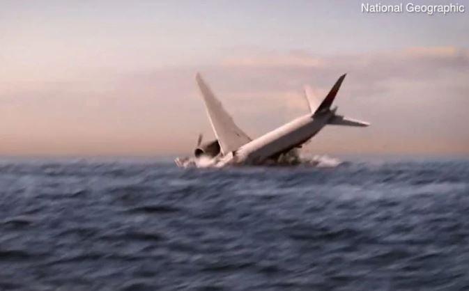 8 марта 2014 крушение падение Boeing 777