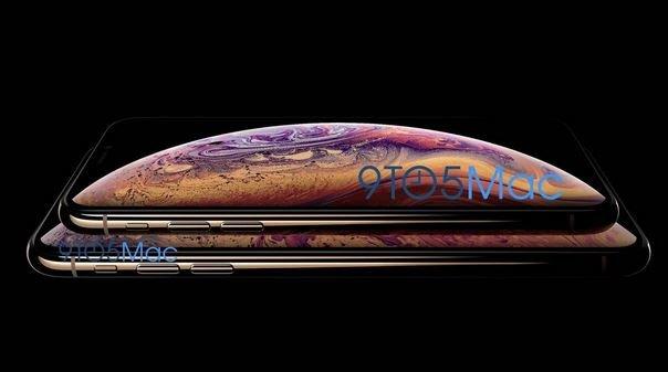 IPhone Xs Max дисплей