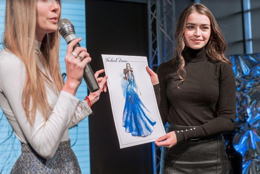 «Мисс Беларусь-2018» Мария Василевич продемонстрировала платья для конкурса «Мисс Мира»