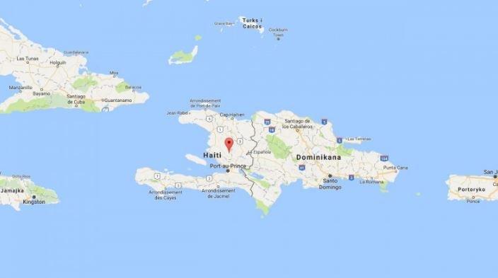 землетрясение Гаити 2018