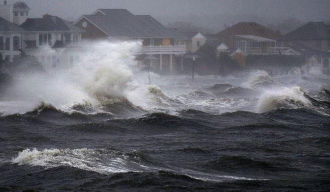 Ураган Майкл США 2018