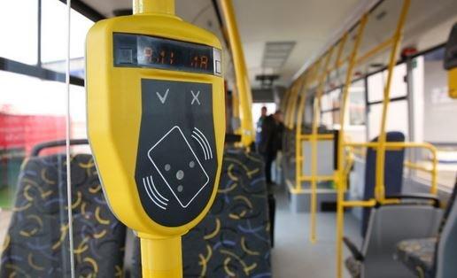 В Минске частично отменят оплату за проезд банковскими картами
