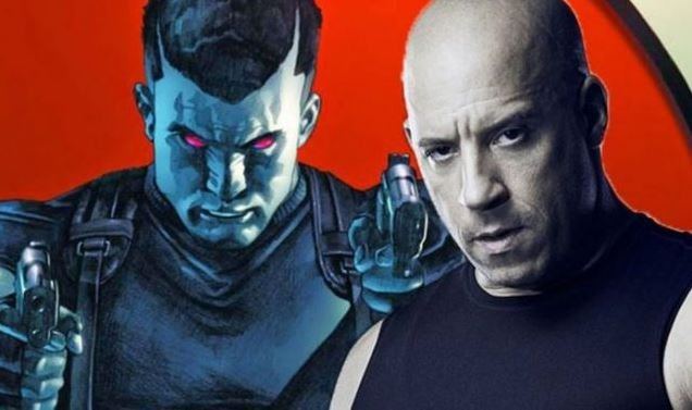 Вин Дизель Bloodshot Sony премьера 2020