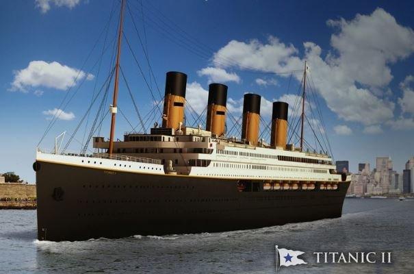 Titanic II 2022