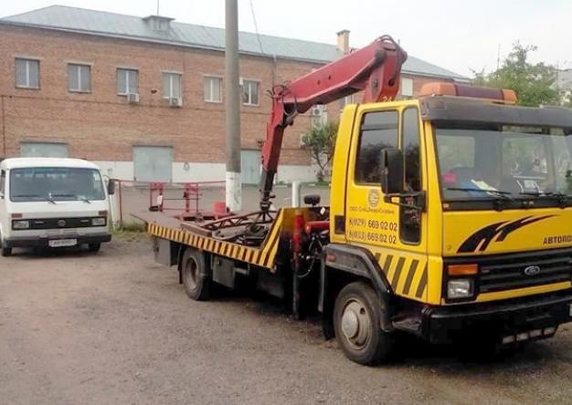 Эвакуатор в Минске, автопомощь служб эвакуации