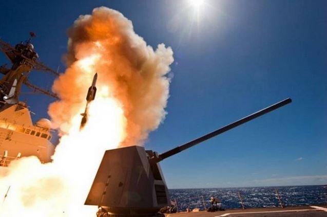 испытания системы противоракетной обороны Aegis