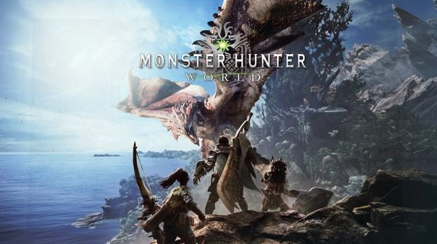 Игра «Monster Hunter World» 2017