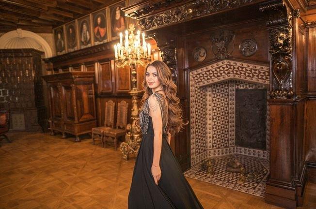 «Мисс Беларусь-2018» Мария Василевич