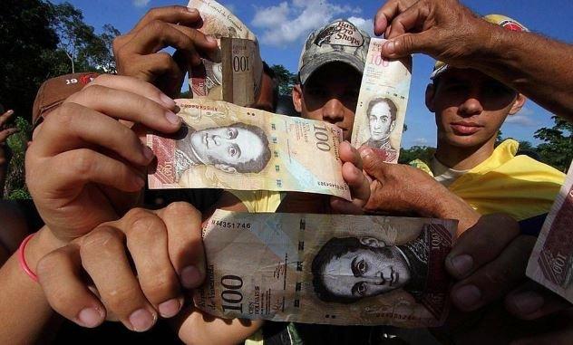 Венесуэла нефть инфляция