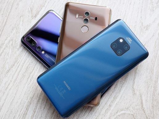 Huawei смартфоны 2019