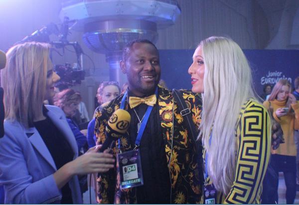 В Минске прошла церемония открытия конкурса «Детское Евровидение-2018»