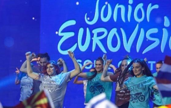 Результаты голосования «Детского Евровидения-2018» объявят белорусские школьники