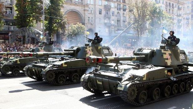 военное положение на Украине 2018