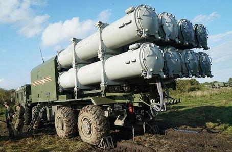 противокорабельные ракетные комплексы «Бал»