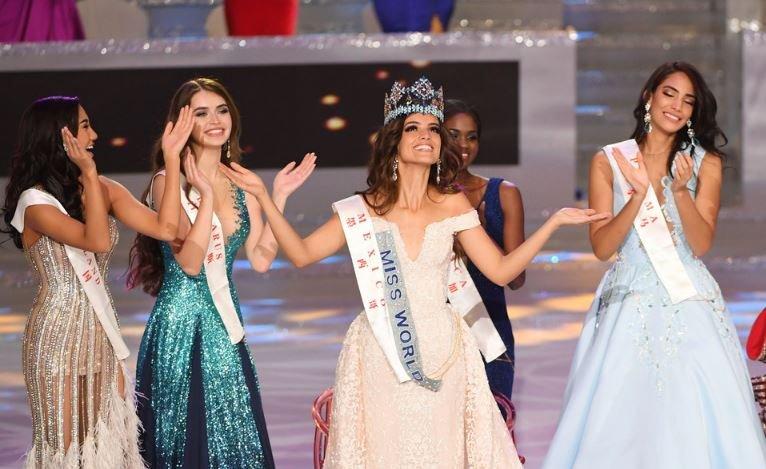 конкурс «Мисс Мира 2018» Китай