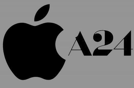 Apple и киностудия A24