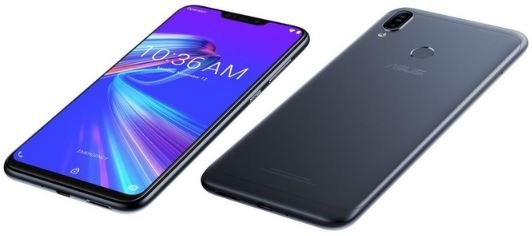 Смартфоны ASUS ZenFone Max M2