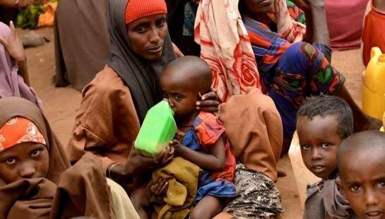 голодание населения мира