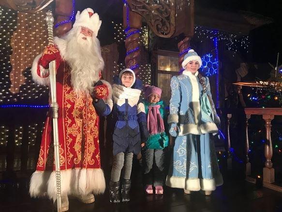 Главный Дед Мороз Беловежская пуща