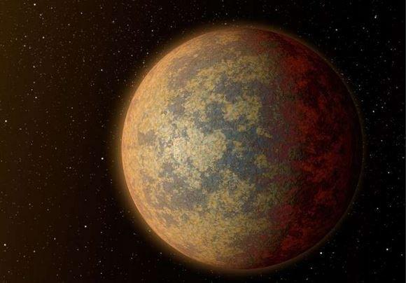 сапфировая планета HD219134 b