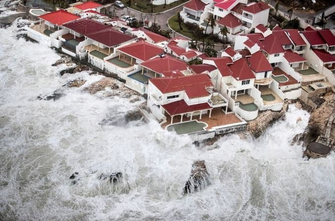 Ураган Ирма, последствия