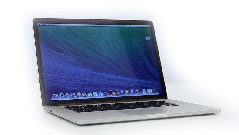 ноутбук Apple MacBook Pro 15.4