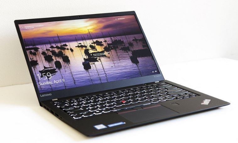 ноутбук Lenovo ThinkPad X1 Carbon 5