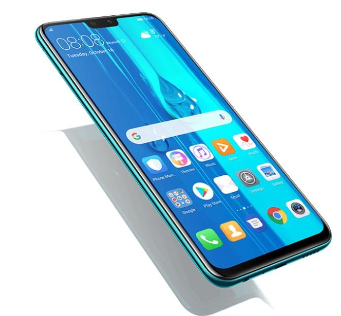 Huawei Y9 2019 характеристики, цена
