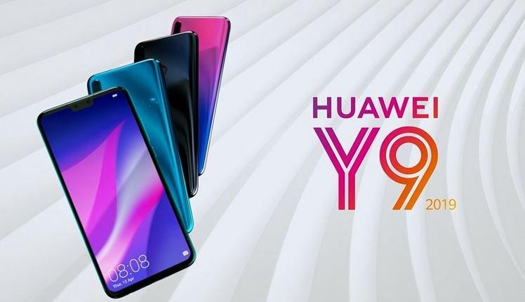 Четыре камеры, мощный экран и низкая цена? Все это новый Huawei Y9 2019