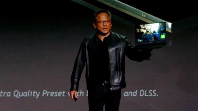Дженсен Хуанг, генеральный директор NVidia
