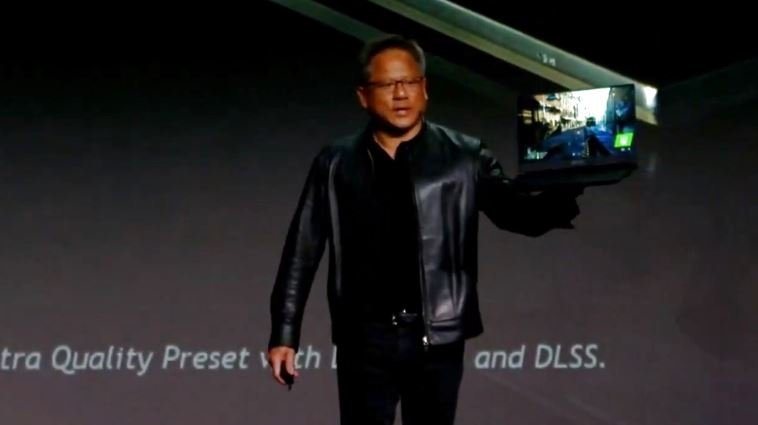 Nvidia о новых ноутбуках: они в два раза мощнее, чем PS4 Pro