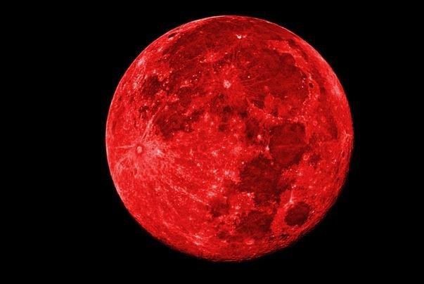кровавая луна 2019