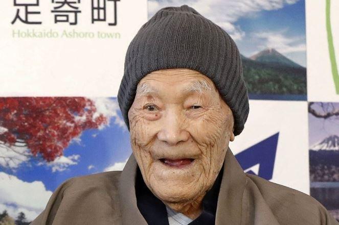 Японец Масадзо Нонака
