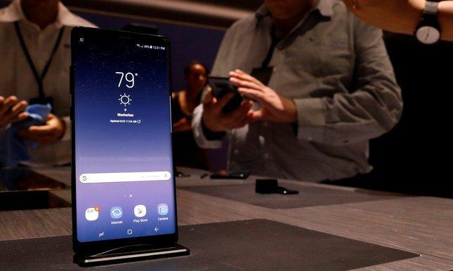 Samsung Galaxy S10 будет иметь кошелек для криптовалют