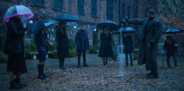 The Umbrella Academy - Академия зонтиков 2019