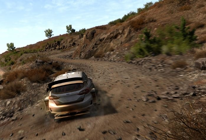 WRC 8 ралли
