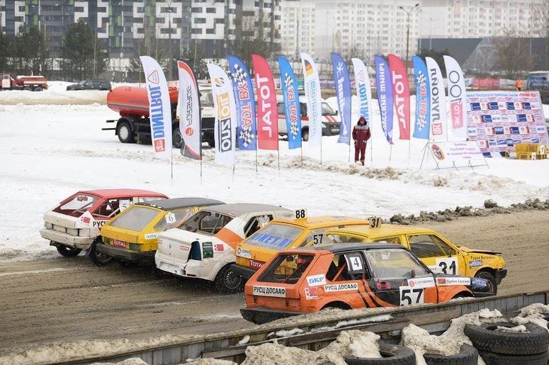 зимние гонки Заря, Боровая
