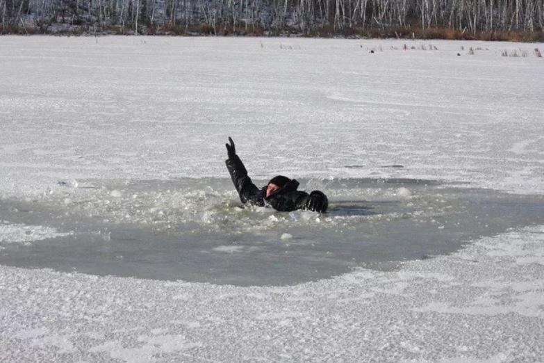 трегедия на озере Черное
