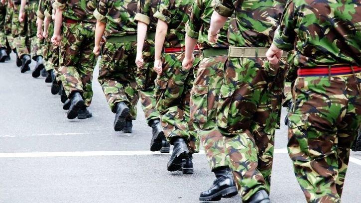 призыв служба в армии Беларусь