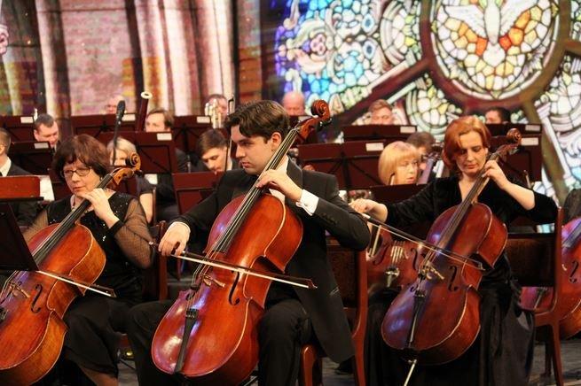 симфонический оркестр Белтелерадиокомпании