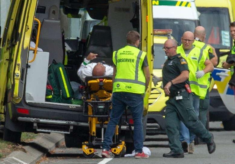 В Новой Зеландии при нападении на мечети погибли 40 человек