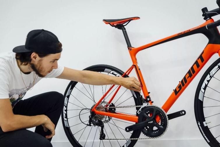 выбрать велосипед