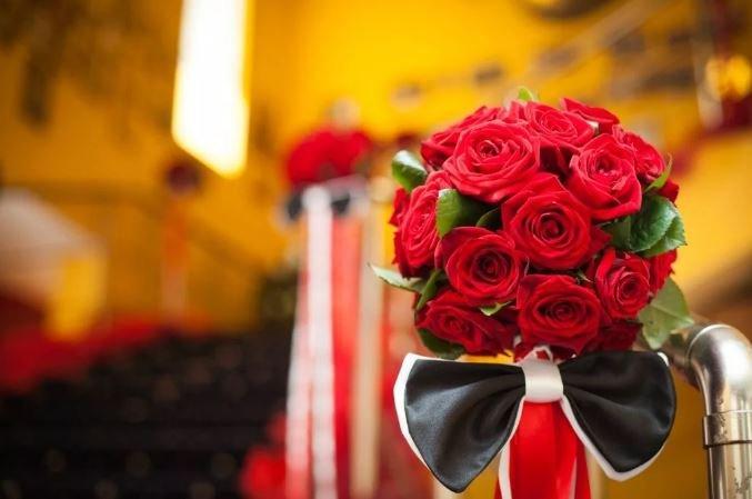 Букет цветов как самое красивое признание в любви